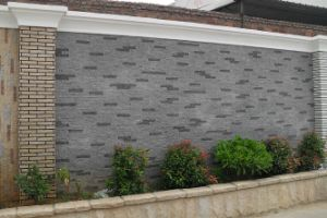 Indoor/Outdoor White/Grey/Red/Black/Yellow Granite/Slate/Cement Granite Wall Stone Wall Rock Culture Stone