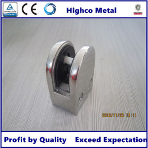 Glass Clamp with Round Back for 6-10mm Glass Railing pictures & photos