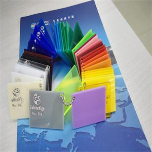 High Transparent Acrylic Sheet pictures & photos