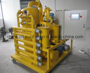 Mobile Trailer Double -Stage-Vacuum Transformer Oil Purifier Weather-Proof pictures & photos
