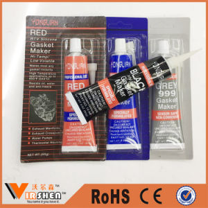 OEM Automotive Adhesive Glue 100% RTV Silicone Sealant Gasket Maker pictures & photos
