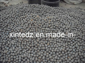 HRC60 High Hardness Forged Grinding Ball Dia100mm pictures & photos