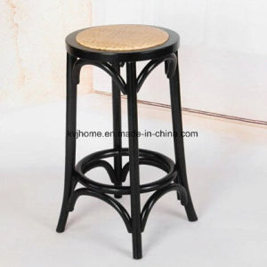 Cross Back Wooden 24 Inch Bar Stool (DC-118) pictures & photos