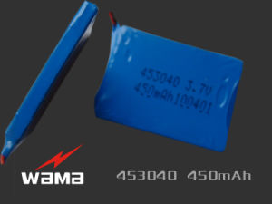 527590 3.7V 4100mAh Rechargeable Li-ion Polymer Battery