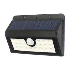 IP65 Waterproof LED Solar Wall Light pictures & photos