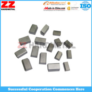 Tungsten Carbide Brazed Inserts with High Quality pictures & photos