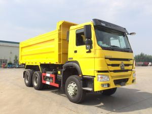 Sinotruk HOWO Heavy Duty Tipper Dumper Dump Truck pictures & photos