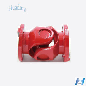 No Telescopic Flange Cardan Shaft Coupling (SWC WF)
