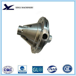 CMM Checked CNC Machining Parts Sand Casting