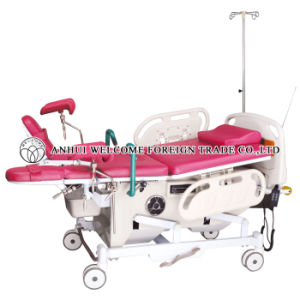 Electric Obstetrics Hospital Bed