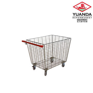 Movable Wire Cage for Loading Goods pictures & photos