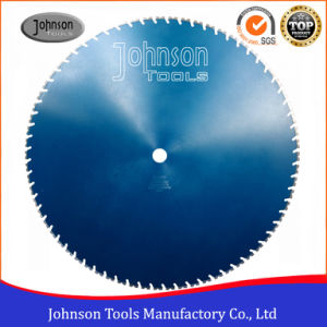 1200mm Diamond Saw Blade with Sharp Segment for Heavy Reinforced Concrete pictures & photos