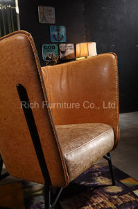 Lving Room Furniture Leisure Chair with Metal Legs pictures & photos