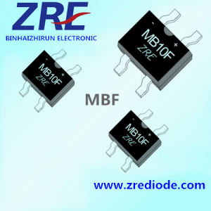 Mbf Bridge Rectifiers 0.8A 1000V MB10f MB6f pictures & photos