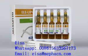 Phosphatidylcholine Injection 250mg 5ampoules X 5ml pictures & photos