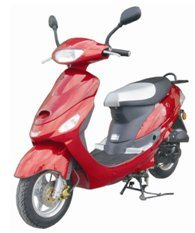 50 Cc 4 Stroke Engine Gas Scooter (BT49QT-9D)