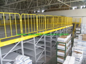 Storage Loft Racking/Platform Racking/Steel Platform (JW-HL-856) pictures & photos
