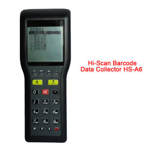 Laser Barcode Data Collector