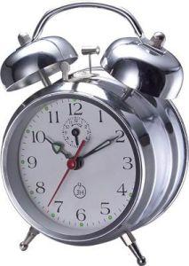 China Twin Bell Alarm Clock (9906C-1) - China Twin Bell