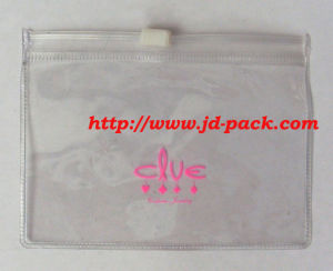 Smal PVC Slider Package Bag pictures & photos