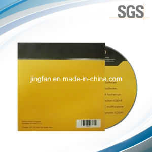 DVD Replication with Wallet Sleeve Packaging (DVD5/DVD9/DVD10)