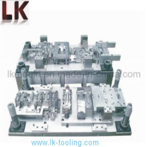 High Precision Mould Tooling with Design Service