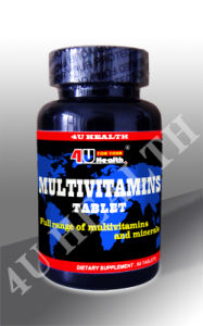Multivitamins and Multi Minerals Tablet