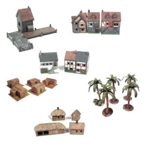Polyresin Miniature Landscape Crafts pictures & photos