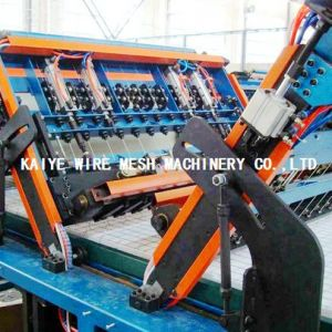 3D Wire Mesh Panel Producing Machine pictures & photos