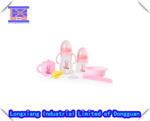 Plastic Baby Feeding/Nursing Bottle Mould with Double Handles pictures & photos