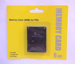 PS2 Memory Card (HI-PS2-001)