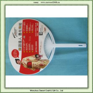 Paper Hand PP Fan for Gift (S5P04) pictures & photos