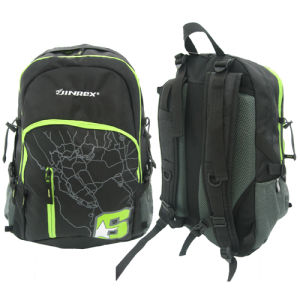 Student Outdoor Street Leisure Sports Travel School Daily Backpack Bag pictures & photos