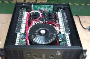 Powerfull Runfeng Audio PRO Amplifiers