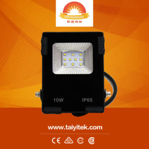LED Floodlight SMD Outdoor Lighting Ce RoHS Approved 10W 20W 30W 50W 70W 100W IP65 Waterproof