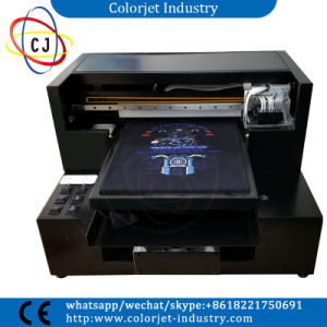 size 7 big clearance sale top-rated genuine A3 Direct to Garment Textile Printing Machine DTG T-Shirt Printer