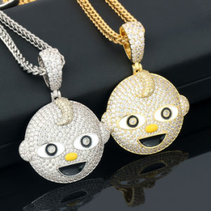 China Customize Pendant And Iced Out