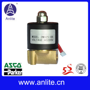 2/2 Way Brass Body Direct Acting Water Valve