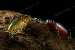 High Grade Fishing Lure Plastic Wobbler--Diving Crank Bait (HMR70-85) pictures & photos
