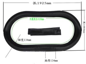 China High Quality Bumper Car Tyre 1925X1080X134 B/E