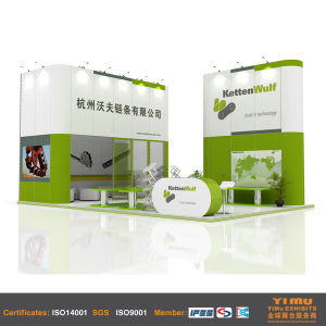 System Self-Assemble Portable Stand for Trade Show Exhibition