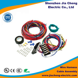 Medical Wiring Harness Cable Assemblies pictures & photos