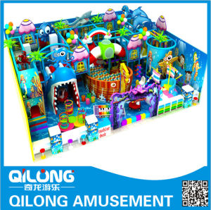 Design Jungle Style Naughty Castle Indoor Playground (QL-1125A) pictures & photos