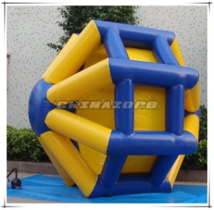 Top Quality Inflatable Running Machine Water Sport Toy From Guangzhou Factory