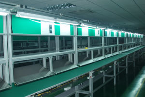 Semiautomatic Mobile Phone Assembly Line pictures & photos