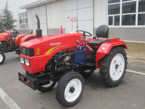 Mini Tractor, Farm Tractor SH280 2WD 28HP pictures & photos