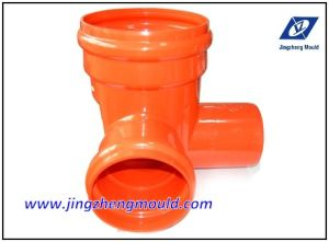 U-PVC Drainage Pipe System Mould Verified by ISO pictures & photos