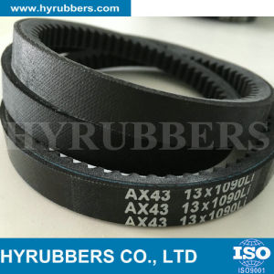 Ax, Bx, Cx, Dx Cogged Rubber V Belt, Cogged V-Belt pictures & photos