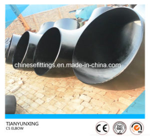 ASTM ANSI Seamless Carbon Steel Butt Welding Pipe Fittings pictures & photos