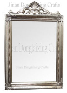 Home Decor Wall Mirror with Crown Dtx2100